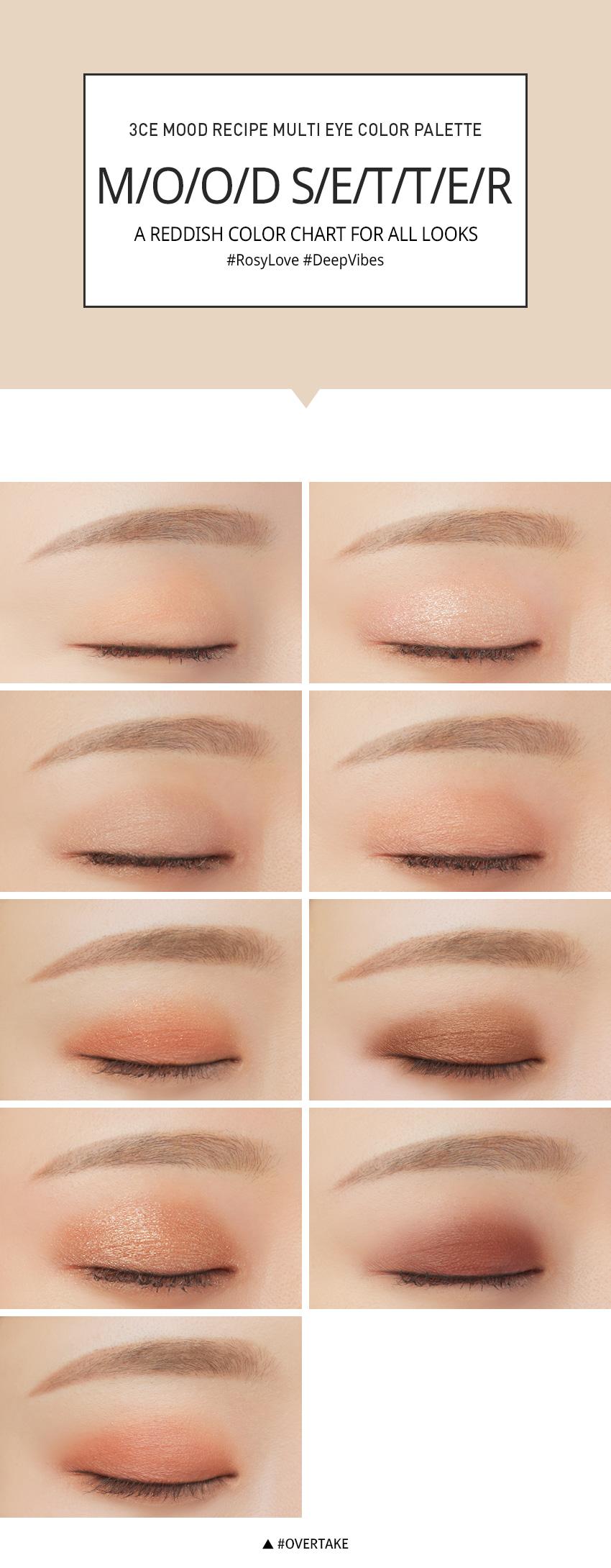 3ce mood recipe multi eye color palette overtake stylenanda 0047 geenschuldenfo Images