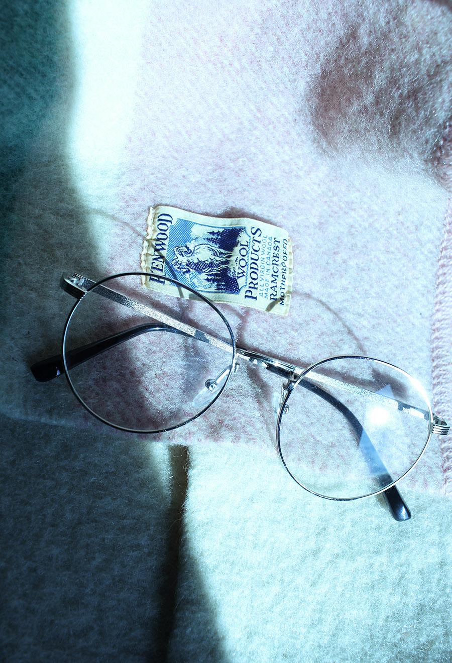Round Wire Rim Eyeglass Frames | STYLENANDA