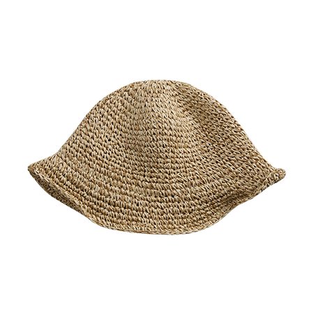 Woven Sloped Bucket Hat  ccd9f08b72f