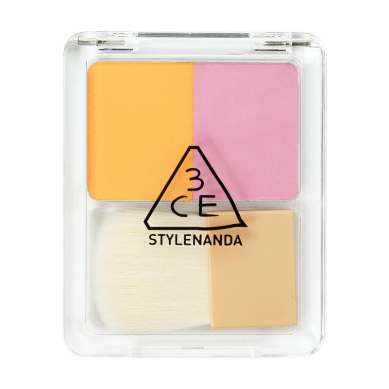3 Ce Dual Blend Blusher #Blooming Again by Stylenanda