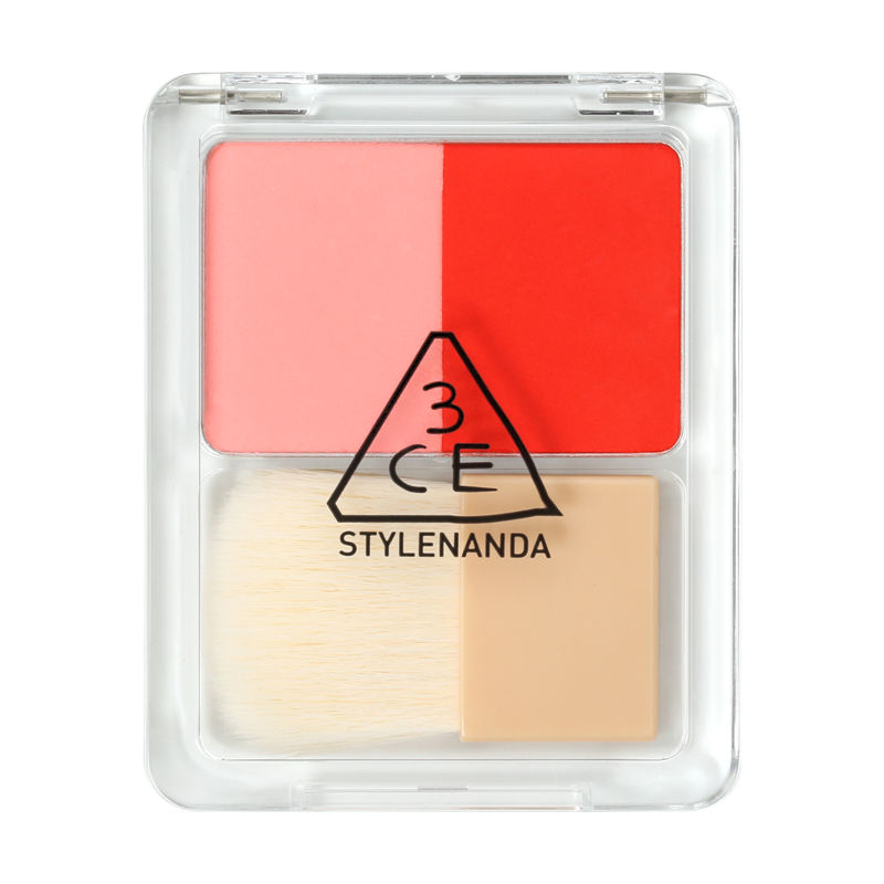 3 Ce Dual Blend Blusher #Instinct by Stylenanda