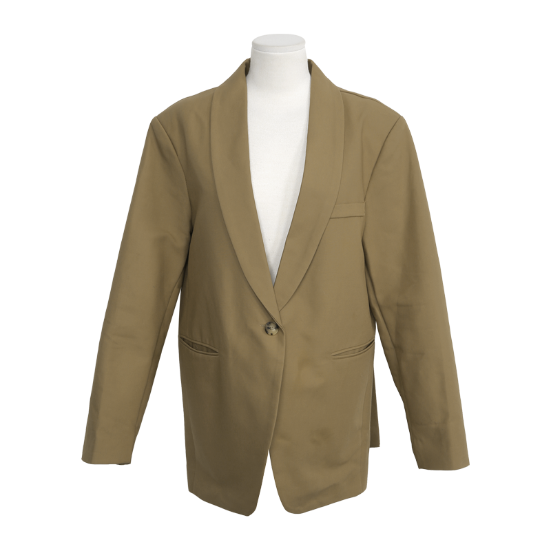 Shawl Lapel Jacket by Stylenanda