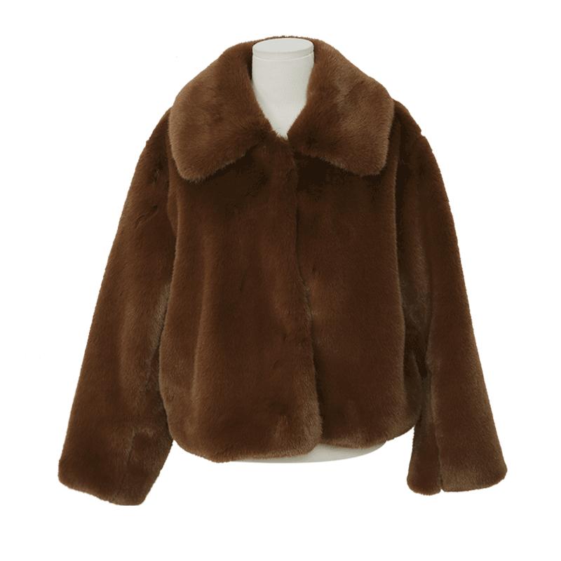 Wide Spread Collar Jacket by Stylenanda