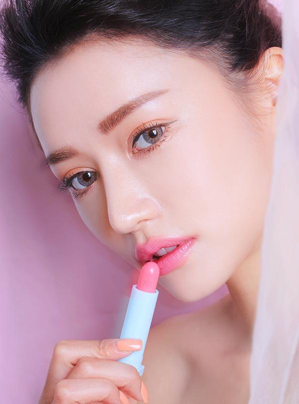ผลการค้นหารูปภาพสำหรับ 3CE Love Velvet Lip stick  luck you