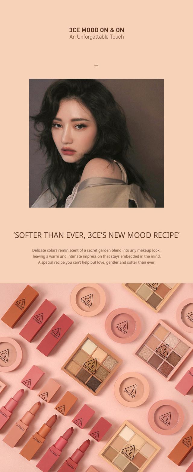 3ce Mood Recipe Multi Eye Color Palette